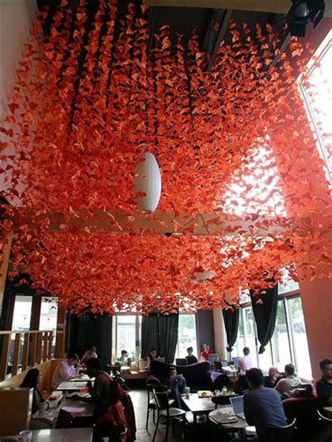 Origami Installation - origami installation design events