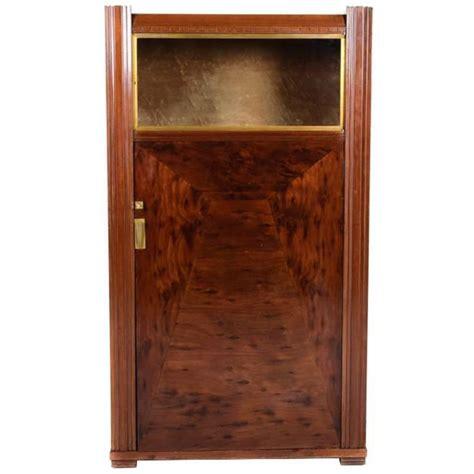 deco liquor cabinet deco liquor cabinet circa 1930 for sale at 1stdibs