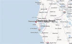 clearwater map clearwater weather forecast