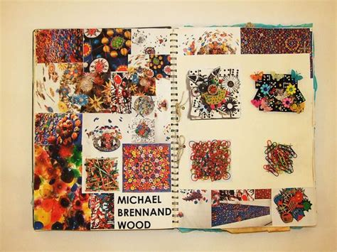 pattern sketchbook pages pinterest the world s catalog of ideas