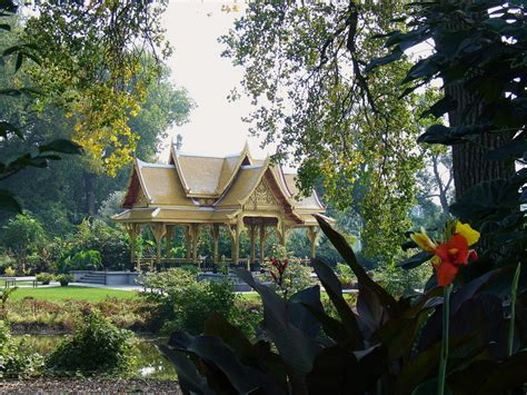 Olbrich Garden by Olbrich Botanical Gardens