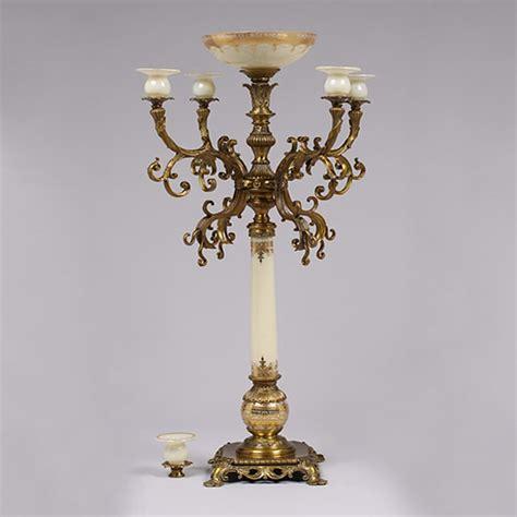 gold candelabra versailles gold candelabra eclat decor