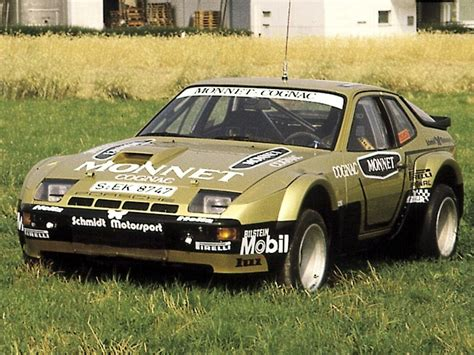 porsche 944 rally car porcshe 924 rallye