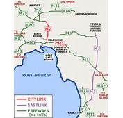 Toll Roads  Driving Travel Victoria Accommodation &amp Visitor Guide