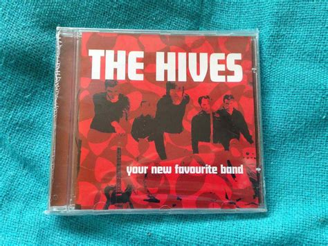 Cd The Hives Your New Favourite Band Digi Obi cd the hives your new favourite band 1 170 ed 2003 raro