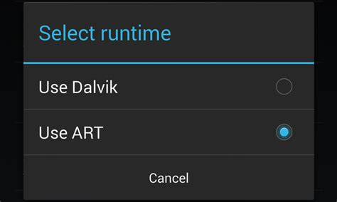 Will Android Be Replaced by Dalvik To Be Removed From Next Major Version Of Android