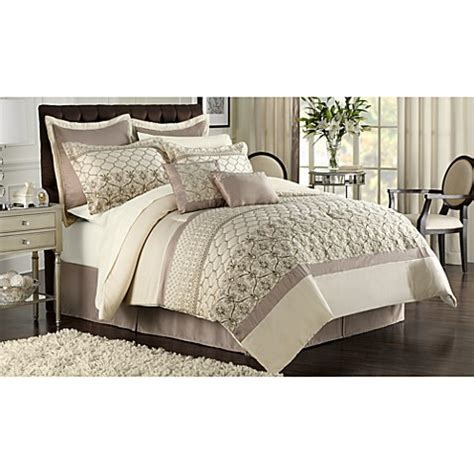 evian 12 piece comforter super set bed bath beyond