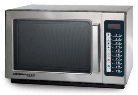 Microwave Menumaster menumaster rcs511ts commercial microwave oven