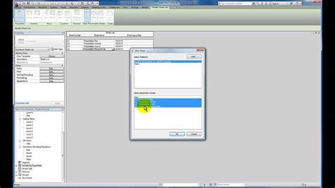tutorial revit indonesia revit tutorials sheet list and sheets doovi