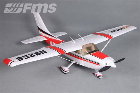 cessna 182 rc plane fms 1010mm cessna 182 sky trainer v2 rc plane kit 8kg 9
