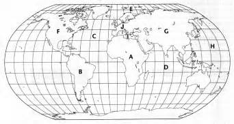 us map with continents and oceans the physical world continents and oceans worksheet