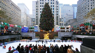 arbol de navidad new york navidad en nueva york me quiero ir de viaje