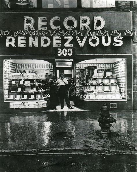 Cleveland Records Booglarized Record Rendezvous Storefront Exterior Ohio The 80s And