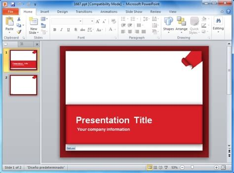 official themes for ppt page borders for microsoft powerpoint www pixshark com