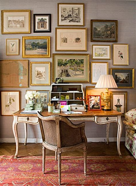 gallery wall home office ideas creative wall art interior design ideas