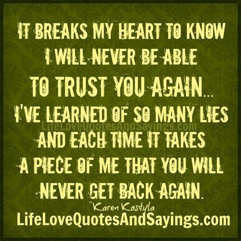 quotes about trust quotes quotes about trust picture gallery