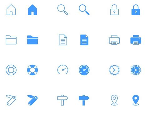 iphone icons top bar weekly web design development news collective 40