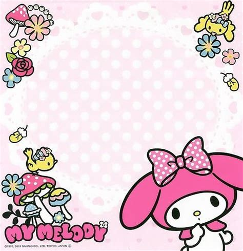 Piyama Katun Dewasa My Melody 17 best images about note paper on kawaii stationery and note paper
