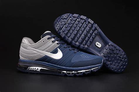 cheap nike shoes running cheap nike air max 2017 mens running shoes blue black