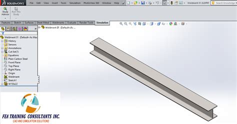 solidworks fea tutorial solidworks technical tips solidworks reseller toronto