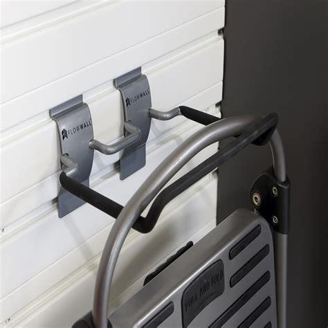 Garage Storage Hardware Garage And Hardware Storage System White Flowwall