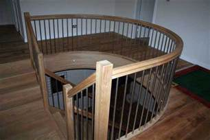 curved handrails wooden handrails made to order