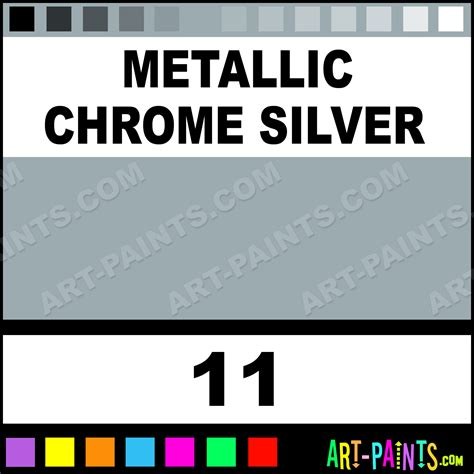 metallic chrome silver acrylic enamel paints 11 metallic chrome silver paint metallic