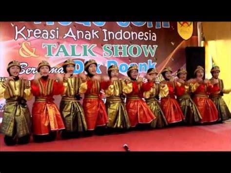 tari saman dance tutorial tari saman saman dance smp islam amelia bintaro