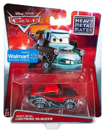 pedal to the metal disney pixar cars disney pixar les bagnoles v 233 hicule des dessins anim 233 s flash mcqueen heavy metal walmart ca