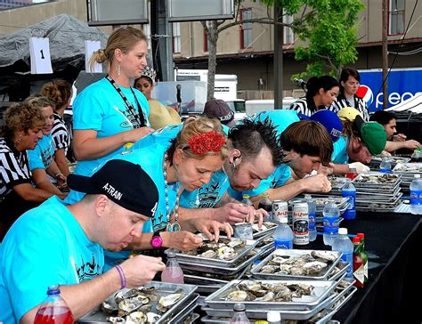 Feast Of Contest by Best Louisiana Seafood Festivals Louisiana Travel