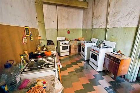 Kitchen Russian by Kommunalka Living In St Petersburg