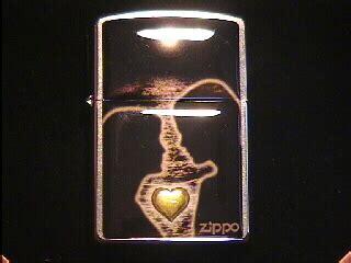Goldenes Zippo Polieren sch 246 ne