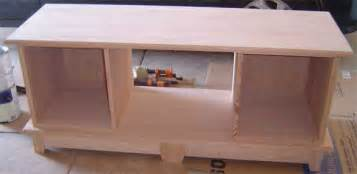 Simple Wood Tv Table Design How To Build A Tv Stand Plans Woodwork