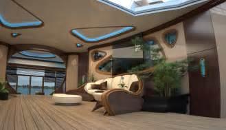 interieur maison bateau reve luxe
