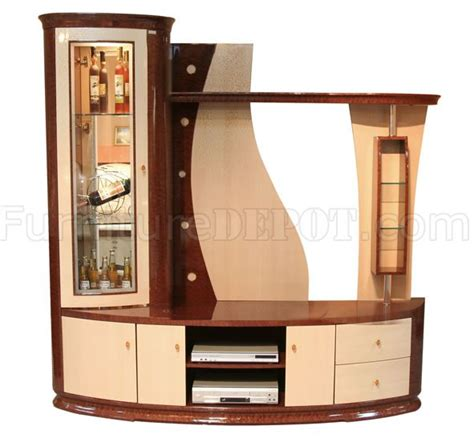 wall unit display cabinet two tone modern wall unit display cabinet