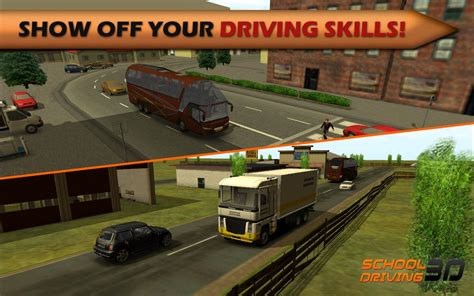 school driving 3d apk v2 0 mod unlimited xp for android apklevel - School Driving 3d Apk