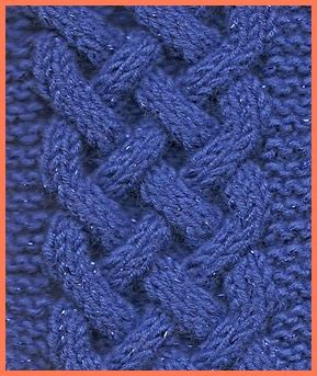 how to cable knit celtic plait a beautiful cable knit pattern