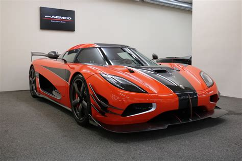 koenigsegg orange koenigsegg agera rs one of 1 for sale