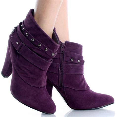 boots purple are purple boots really in vogue
