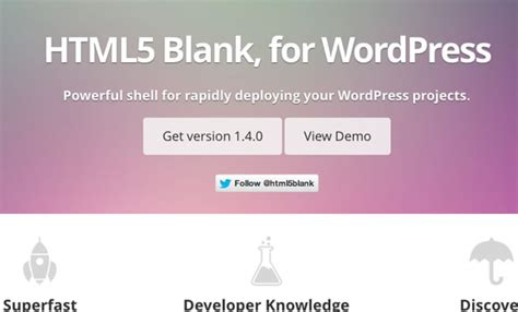 html5 blank template av infotech services open source tools and scripts for