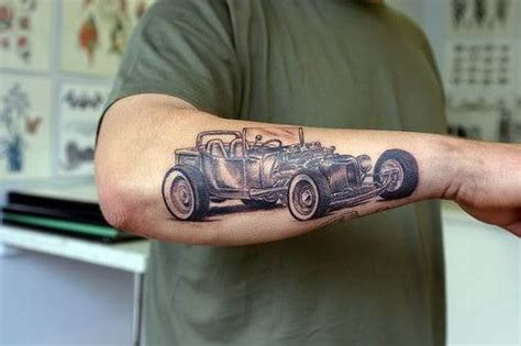 old car tattoo designs car tattoos symbolize speedsters on skin 171 articles
