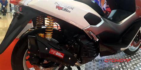 Knalpot Racing Yoshimura Untuk Yamaha Nmax ganti knalpot naikkan tenaga yamaha nmax kompas