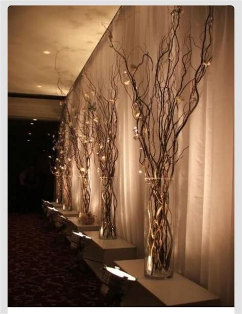 Lighted Branches 5 Sets Centerpieces Online Casino Lighted Branches Centerpieces