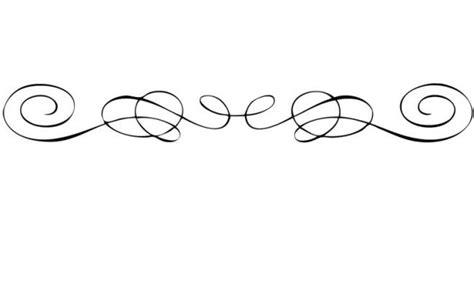 design art line fancy line designs clipart 47