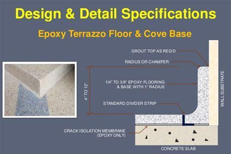 NTMA/Key Resin Epoxy Terrazzo & Decorative Resinous Flr