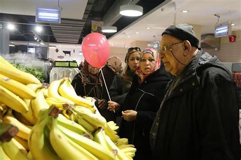 si鑒e monoprix tunisie en photos monoprix inaugure tout premier magasin 224