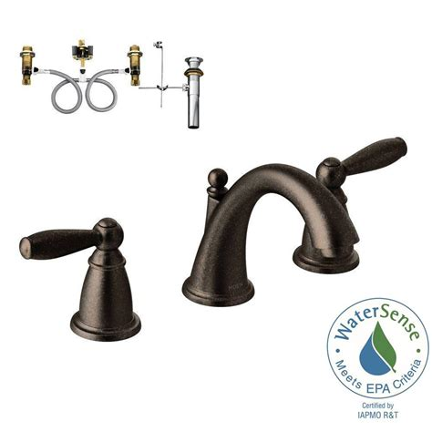 Brantford Faucet With Oil Rubbed Bronze