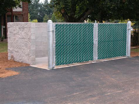 trash enclosure trash enclosures security fence company