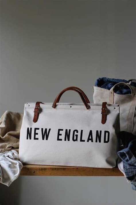 New Features On Bag Bliss by Bliss Canvas Utility Bag Forestbound