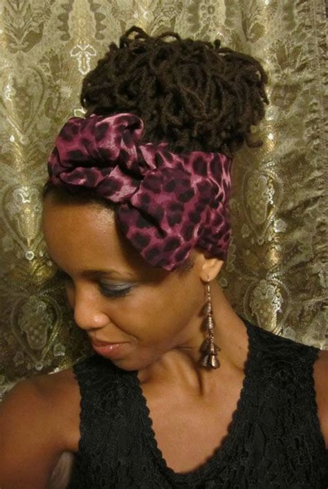 loc a loc headband style video 47 best images about headscarf styles on pinterest